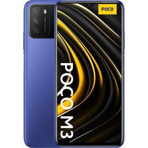 Xiaomi Poco M3 64GB Dual Sim - Sininen - Lukitsematon