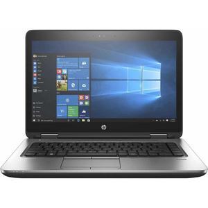 "HP ProBook 640 G3 14"" Core i5 2,5 GHz - SSD 128 GB - 8GB AZERTY - Frans"