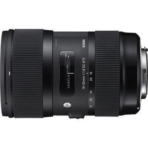 Sigma Objektiv Nikon F 18-35 mm f/1.8