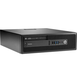 Hp EliteDesk 800 G1 SFF Core i3 3,4 GHz - SSD 120 GB RAM 4 GB