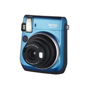 Instant camera Fujifilm Instax Mini 70 Blau + Lens Fujifilm Fujinon 60 mm f/12.7