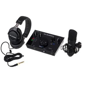Interface Audio M-Audio AIR 192|4 Vocal Studio Pro - Noir