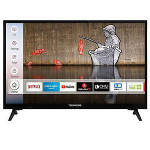 TV Techwood LED HD 720p 61 cm H24T52E