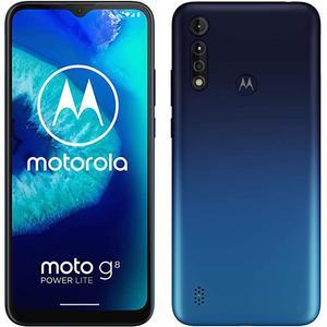 Motorola Moto G8 Power Lite 64 Go Dual Sim - Bleu - Débloqué
