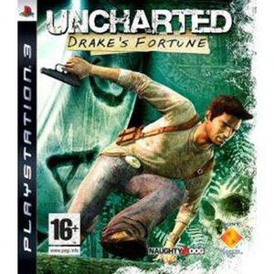 Uncharted 3 Drake's Fortune - PlayStation 3