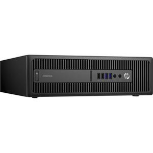 HP EliteDesk 800 G2 SFF Core i5 2,7 GHz - SSD 240 GB RAM 8 GB