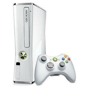 Microsoft Xbox 360 Slim 120 GB + 1 Controller - Zwart