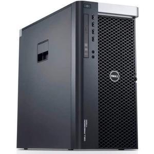 Dell Precision T7600 Xeon E5 2,9 GHz - SSD 256 Go + HDD 1 To RAM 32 Go