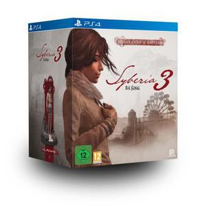 Syberia 3: Collector's Edition - PlayStation 4