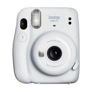 Appareil Photo instantané Fujifilm Instax mini 11 - Blanc + Objectif 60mm, 1:12.7