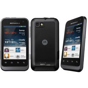 Motorola Defy Mini XT320 - Schwarz- Ohne Vertrag
