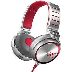 Cascos Sony MDRX10/RED - Rojo/Gris