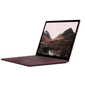 """Microsoft Surface Laptop 2 13"""" Core i5 1,6 GHz - SSD 256 Go - 8 Go QWERTZ - Allemand"""