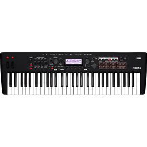 Tastiera sintetizzatore digitale Korg KROSS2-61