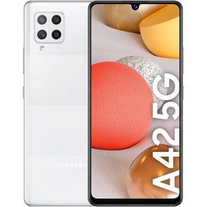 Galaxy A42 5G 128 Go Dual Sim - Blanc - Débloqué