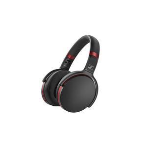 Cuffie Riduzione del Rumore Bluetooth con Microfono Sennheiser HD 458BT - Nero
