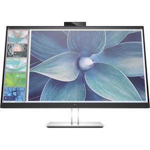 """27"""" HP E27D G4 2560 x 1440 LCD monitor Γκρι"""