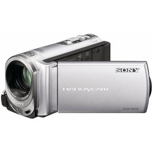 Sony DCR-SX34 Videokamera - Harmaa