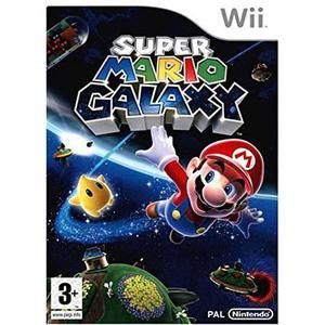 Super Mario Galaxy - Nintendo Wii