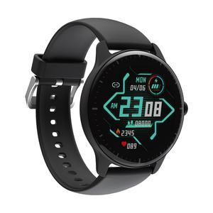 Horloges Cardio Doogee CR1 - Zwart