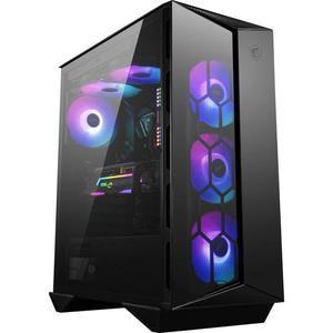 MSI MPG Gungnir 110R Core i5 2,9 GHz - SSD 480 Go + HDD 2 To - 8 Go - NVIDIA GeForce GTX 1050 Ti