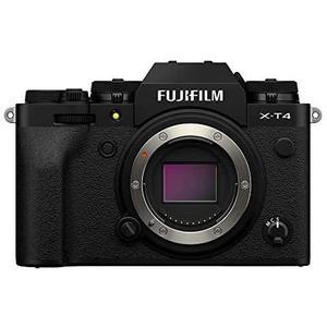 Fujifilm X-T4 Hybrid 26Mpx - Black