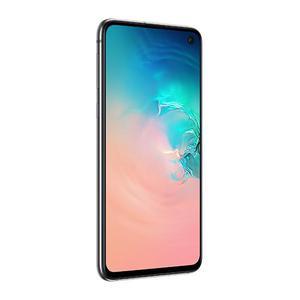 Galaxy S10E 128 Go Dual Sim - Blanc Prisme - Débloqué