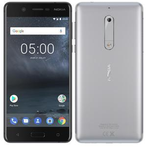 Nokia 5 16 Gb Dual Sim - Silber - Ohne Vertrag