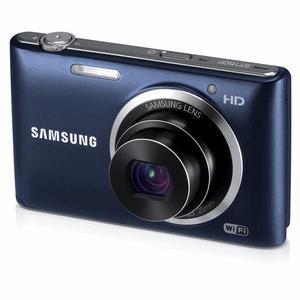 Compactcamera  ST150F - Blauw + Lens  25-125mm f/2.5-6.3