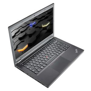 "Lenovo ThinkPad T440P 14"" Core i5 2,5 GHz - SSD 250 GB + HDD 500 GB - 4GB QWERTZ - Deutsch"