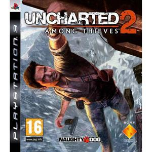 Uncharted 2 Among Thieves - PlayStation 3