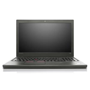"Lenovo ThinkPad T550 15"" Core i5 2,2 GHz - SSD 128 GB - 8GB QWERTZ - Saksa"