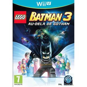 Batman 3 Beyond Gotham - Nintendo Wii U
