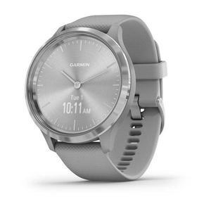Horloges Cardio GPS Garmin Vívomove 3 - Zilver