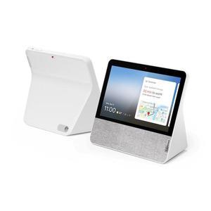 Enceinte Bluetooth Lenovo Smart Display 7 - Blanc/Gris