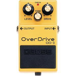 Instruments de musique Boss Overdrive OD-3