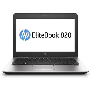 "Hp EliteBook 820 G3 12"" Core i5 2,4 GHz - SSD 256 GB - 8GB QWERTY - Ruotsi"