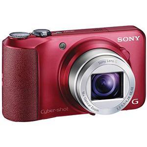 Kompaktikamera Sony CyberShot DSC-H90 Punainen + Objektiivi Sony CyberShot DSC-H90 4.28-68.48 mm f/3.3-5.9