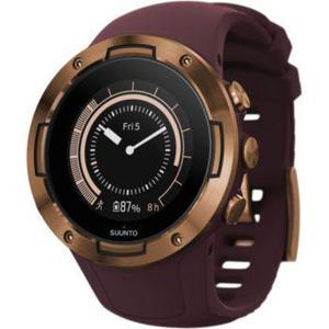 Kellot Cardio GPS Suunto 5 Burgundy Copper - Kupari