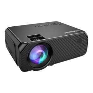 BomakerGB GC355 Videoprojektori Helligkeit Musta
