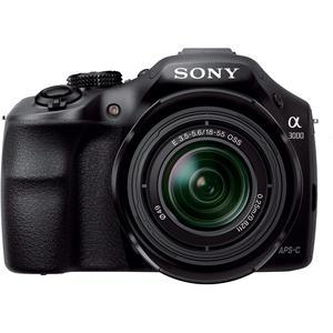 Compact - Sony Alpha 3000 + Objectif 18-55MM f/3,5-5,6 OSS - Noir
