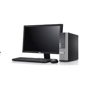 """Dell OptiPlex 9020 SFF 20"""" Core i5 3,3 GHz - SSD 240 GB - 8GB"""