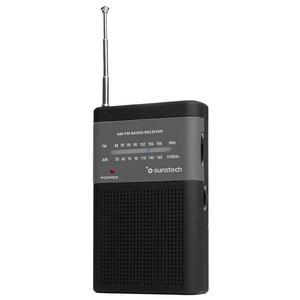 Sunstech RPS42BK Radio Nein