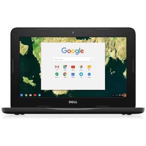 Dell ChromeBook 11-3180 Celeron 1,6 GHz 16GB eMMC - 2GB AZERTY - Französisch