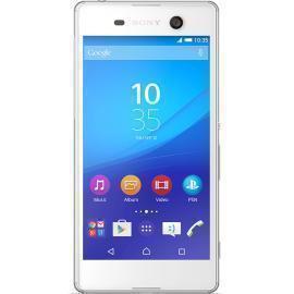 Sony Xperia M5 16GB Dual Sim - Valkoinen - Lukitsematon