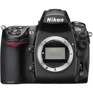 Nikon D700 Reflex 12 - Preto