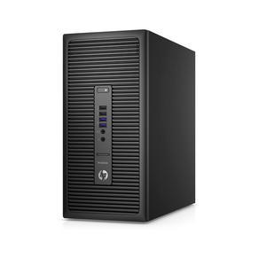Hp ProDesk 600 G2 MT Core i7 3,4 GHz - SSD 256 GB + HDD 1 TB RAM 16 GB