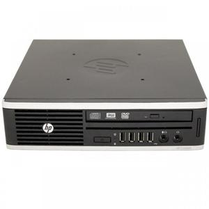 HP Compaq Elite 8300 USDT Core i3 3,3 GHz - HDD 500 GB RAM 4GB