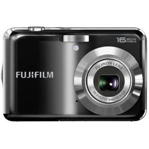 Kompaktkamera Fujifilm AV250 Schwarz + Objektiv Fujifilm Fujinon Lens 3x 32-96 mm f/2.9-5.2