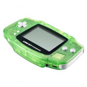Nintendo Game Boy Advance - Vert Transparent